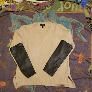 J. Crew Cashmere Sweater M